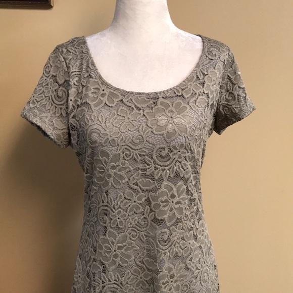 Nwt Tiana B Lace Dress Nwt